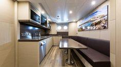 Rüya: Inside the 41m sea-faring Tardis from Alia Yachts   Boat International