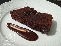 Moelleux coulant au chocolat