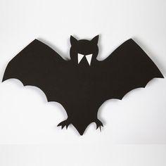 Skabelon til Halloweenmotiver