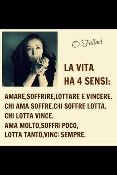 i 4 sensi Italian Life, Italian Quotes, Italian Language, Magic Words, Love You, My Love, Bukowski, My Way, Feel Better