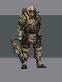 Character Portraits, Character Art, Character Design, Character Concept, Armor Concept, Concept Art, Arte Cyberpunk, Futuristic Armour, Sci Fi Armor