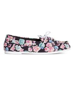 H&M Deck Shoes $14.95