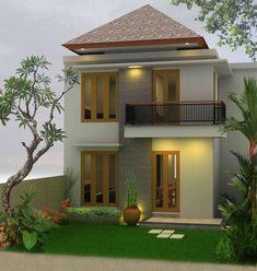 93 desain rumah minimalis sederhana 1 lantai & 2 lantai