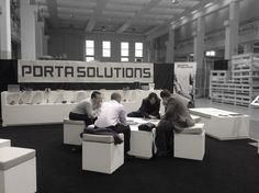Visitors 3th day #portasolutions