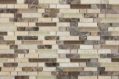 "Trailway 5/8"" x Random - Cobblestone Mosaic   Storka"