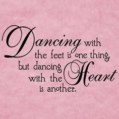 Dance With the Heart