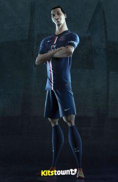 Paris Saint -Germain home jersey 2014-15 temporada