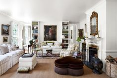 An Australian home packed with English country house style