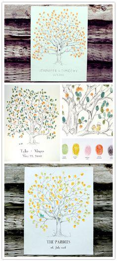ummmmm @Lauren Murphy ...Thumbprint Guestbook....DO IT DO IT DO IT DO IT DO IT.