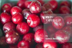 Stock Photo : Cherries in PA