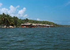 Floating Cottages-Kovalam,Kerala-India  The Backwaters of KeralaFaux Pas