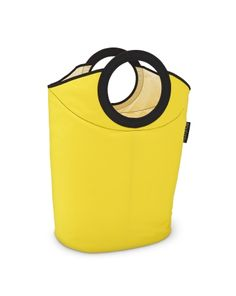 It's the perfect laundry bag solution and looks good in bedrooms, bathrooms and utility areas.  So easy to use - just fold down the magnetic handles to create a clever Quick-drop opening, for popping in those ready-to-wash items.