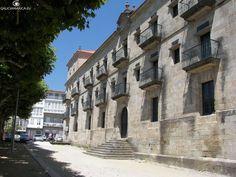Información sobre el Monasterio de San Rosendo en Celanova