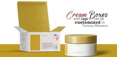 The flexible nature of affordable cream boxes has made their unique place in the market as they are available not just in one but many styles.  #packaging #fashiondesign #creamboxes #skincare #makeup #lifestyle #GoCustomBoxes #USA Cosmetics Industry, Cosmetic Items, How To Attract Customers, Cosmetic Packaging, Some Ideas, Manners, Boxes, Success, Branding
