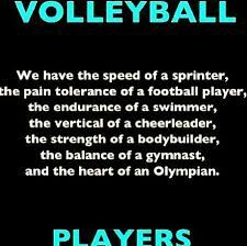 You tell me volleyball isn't a work out and I will laugh in your face. Volleyball girls never give up we may look weak but we have to strength of a tiger in the inside! Volleyball Jokes, Volleyball Motivation, Volleyball Workouts, Play Volleyball, Volleyball Players, Volleyball Sayings, Volleyball Outfits, Volleyball Ideas, Coaching Volleyball
