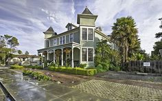 Centrella Inn in Pacific Grove, California Have stayed here several times and each time was delightful!