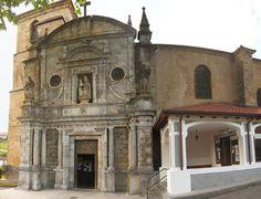 Cantabria Iglesia San Pedro Limpias