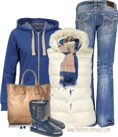 """UGGS"" by fluffof5 on Polyvore"