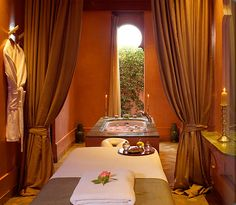 Amanjena - Morocco - spa treatment room