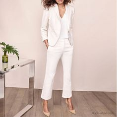 summer office clothes | 40plusstyle.com