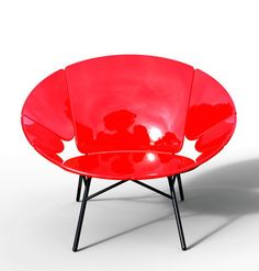 FRA Chair Design by Paul Sandip