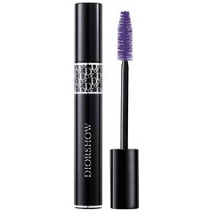 Dior Beauty Diorshow Lash Extension Effect Volume Mascara ($29) ❤ liked on Polyvore featuring beauty products, makeup, eye makeup, mascara, beauty, eyes, purple, christian dior mascara, lengthening mascara and christian dior