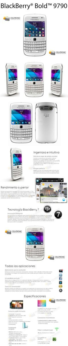 comprar blackberry bold 9790 libre / venta bold 9790 en argentina