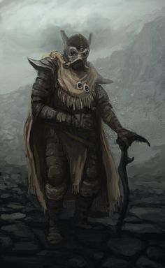 Ashlander nomad by Swietopelk on DeviantArt