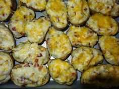 Once-a-Month Chef: Baked Potato Leftovers Become Twice-Baked Potatoes