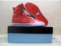 http://www.jordannew.com/supra-skytop-ii-2-red-patent-white-authentic.html SUPRA SKYTOP II 2 RED PATENT WHITE AUTHENTIC Only $58.35 , Free Shipping!