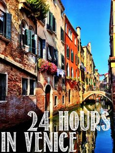 24 Hours in Venice
