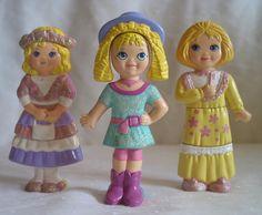 Playskool Flip'n Fancy Dolls