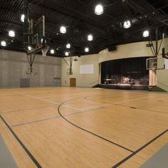 The Bridge Community Center « CDH Partners CDH Partners; Gym