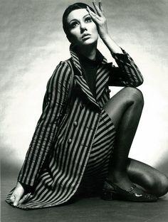 Ron Falloon, Fashion by Biba, 1965.