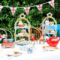 Jubilee Celebrations | Jubilee Street Party & Diamond Jubilee Party