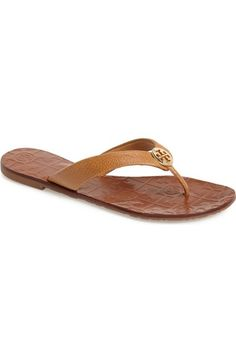 1bd4250e7 Tory Burch  Thora  Flip Flop (Women) available at  Nordstrom Tory Burch