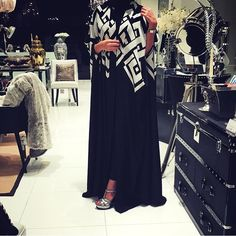 IG: SadieMCollection || IG: Beautiifulinblack || Modern Abaya Fashion ||