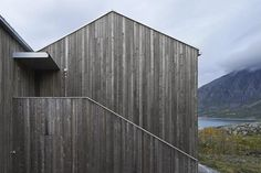 Vega Cottage on an Island in Norway by Kolman Boye Architects - Homeli