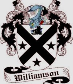 Williamson Family Crest / Williamson Coat of Arms [Personalized Gifts – Your own Family Crest order now ]
