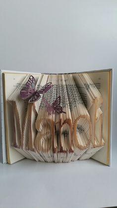 Book Art. DIY. Handmade. Libros de Artista. Libro artístico. Libro modificado. Libro intervenido.  Book Folding