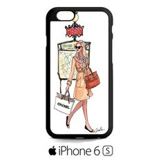 Girl Doodle iPhone 6S  Case
