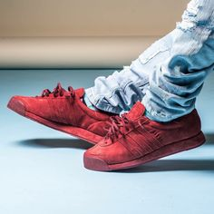 adidas Originals Samoa 'Tonal Red'