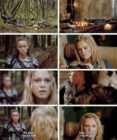 Clarke is torn between vengeance and mercy. Kane and Octavia work together to avert a disaster. Lexa The 100, The 100 Clexa, Clarke E Lexa, Alycia Jasmin Debnam Carey, The 100 Show, Crazy Funny Videos, Bellarke, Tv Times, The Hundreds
