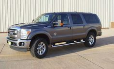 2011 Ford Excursion