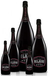 Luc Belaire Rose Magnum: Luc Belaire is a novel style of shining rosé, made in Provence. Loaded with crisp red foods grown from the ground clues, leaving a rich, long wrap up. Precisely pressed in a smooth, exquisite bundling; a sparkly dark jug finished with dark foil with pink tints. A significantly lovely shining rosé: a rich, splendid pink shading.