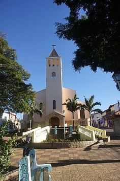 Igreja Matriz - Pinhalzinho