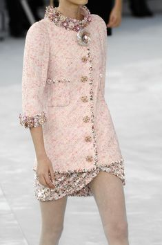 Chanel at Couture Spring 2008 (Details)