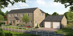 Take a look at our portfolio of quality new homes in Yorkshire. From Victorian Style Villas to Barn Conversions we have created luxury new builds for all tastes.