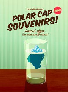 Polar Cap Souvenirs