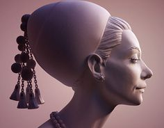 "Check out new work on my @Behance portfolio: ""Woman Portrait Sculpt & Render"" http://on.be.net/1mnuHLs"